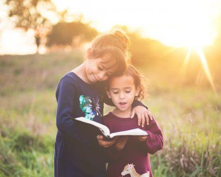 In de Kinderboekenweek is er weer extra veel aandacht voor kinderen en lezen.