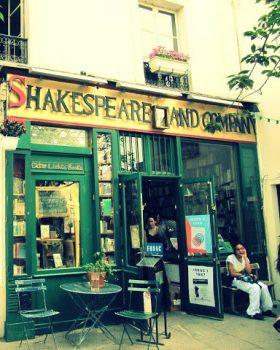 Boekenwinkel Shakespeare and Company