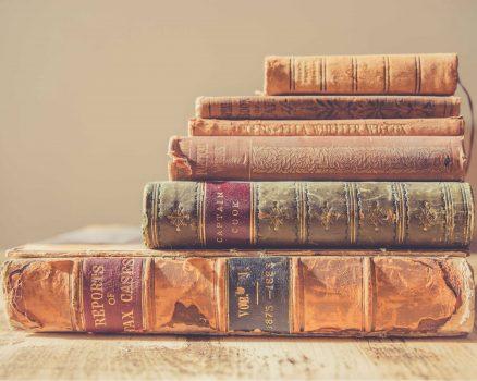 wereldkaart klassieke literatuur