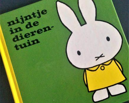 Boek: Nijntje in de dierentuin