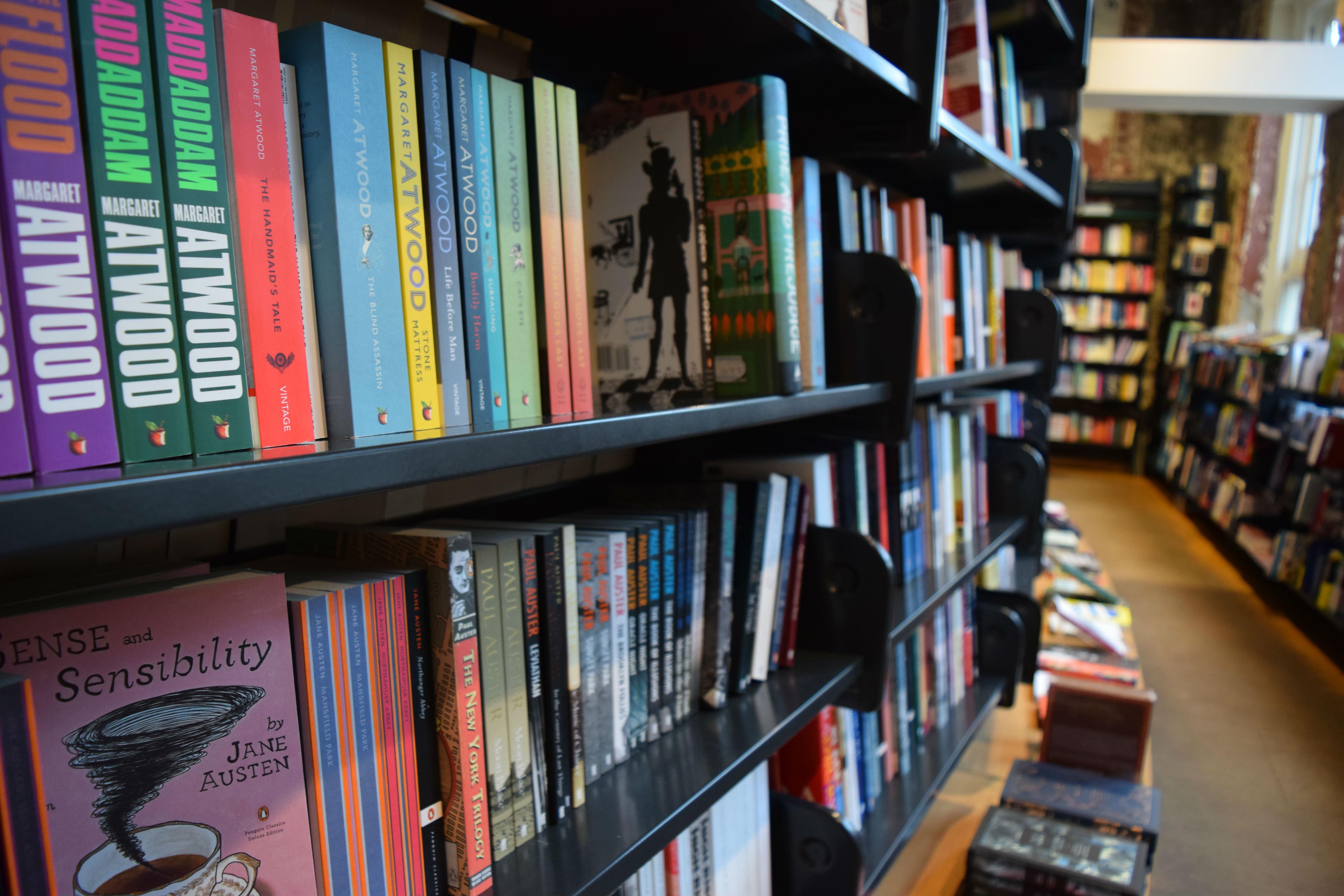 engelse boekhandel amsterdam