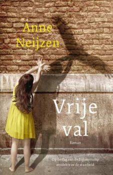 De cover van Vrije val.