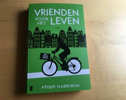 Vrienden voor het leven van Astrid Harrewijn.