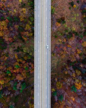 Cover symmetrische weg