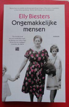 Cover van het boek Ongemakkelijke mensen.