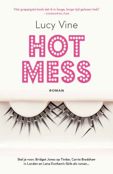 Cover Hot mess