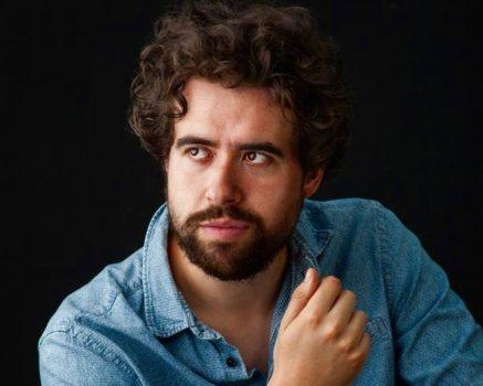 Literair vragenvuur met Thomas Heerma van Voss