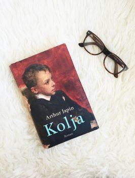 Cover van het boek Kolja van Arthur Japin.