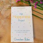 Happiness project - Gretchen Rubin